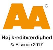 AA-rating fra Biznode