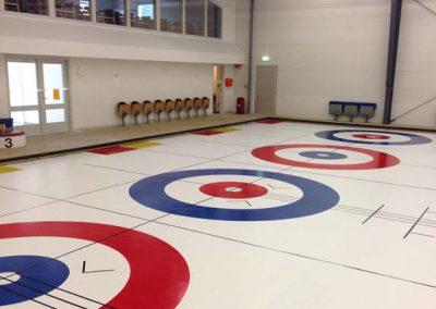 Curlingbane i Esbjerg