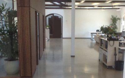 Historisk bygning omdannet til kontorlokaler