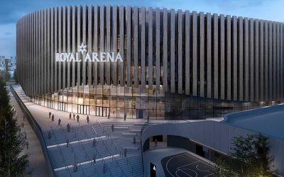 Areo vinder fagentreprisen til Royal Arena