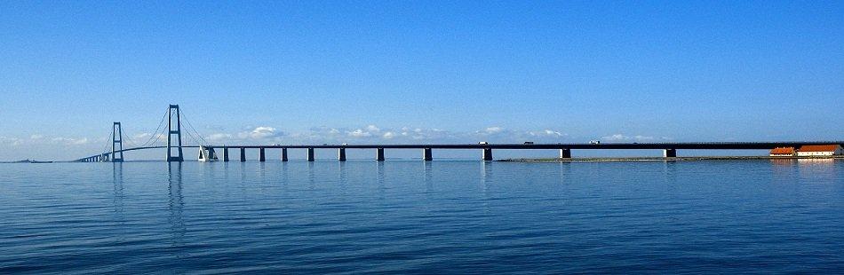 Areo Bridge - Storebaeltsbro