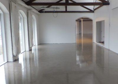 Renovering af kontorlokaler