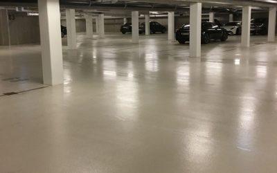 Parkeringskælder Krøyers Plads