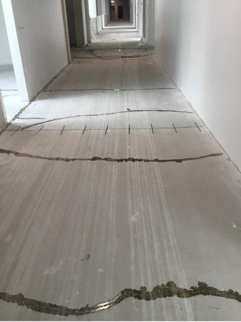 Injicering af revner og delaminering af betonkonstruktioner