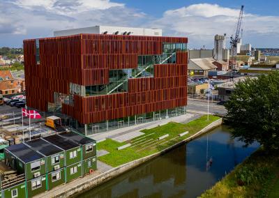 Nyt Campus til IBA Erhvervsakademi, Kolding