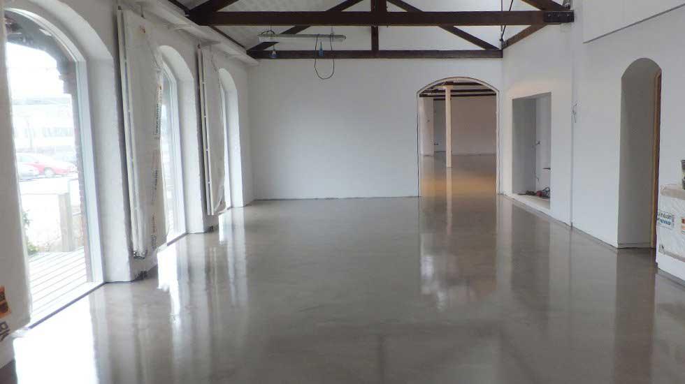 Designgulv - Renovering af gulvbelægningen i en historisk bygning med Areo Plano Design