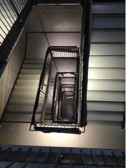 Polyurethan gulv harild hus trappe