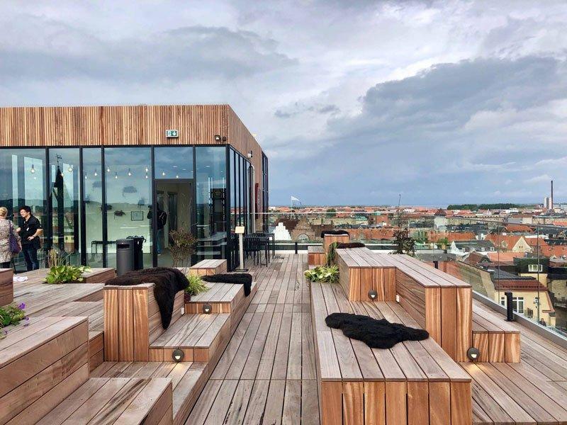 Salling Rooftop Terrasse