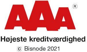 Areo A/S er nu i gruppen Bisnode AAA